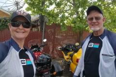 Judy and Jon Halliday