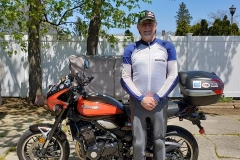 Chris Geiss - So You Want to Ride a Motorcycle - Podcast