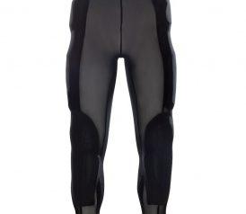 Bohn Body Armor Cool-Air Mesh Motorcycle Riding Pants Front view