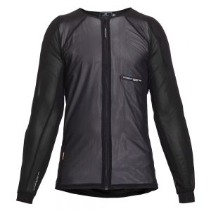 Cool-Air Mesh Armored Riding Shirt