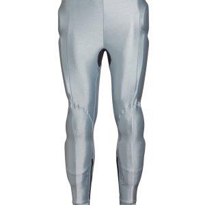 Bohn Body Armor Performance-Thermal Motorcycle Pants Silver Front