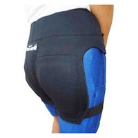 ButtSaver Tailbone and butt protector side view