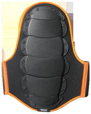 Bohn Armor Cruiser Motorcycle Back Protector clearance