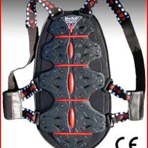 Bohn Armor KC40 Euro-RR Motorcycle Back Protector