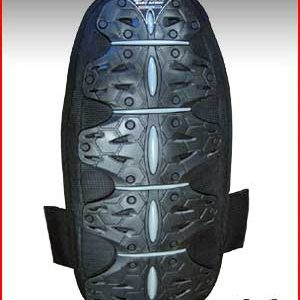 Bohn Armor KC40A Euro-RR Aerostich Motorcycle Back Protector