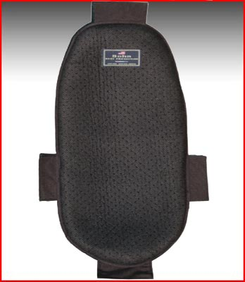 Bohn Armor KC40A Euro-RR Aerostich Motorcycle Back Protector-Inside
