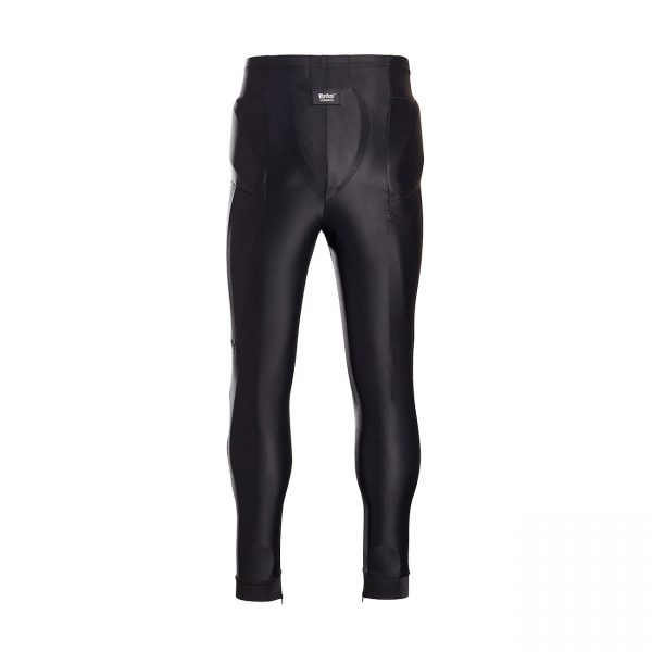 All-Season Armored motorcycle riding pants back view