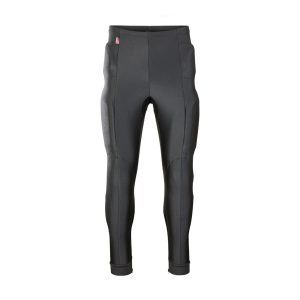 Cold Weather Armored motorcycle riding pants front view