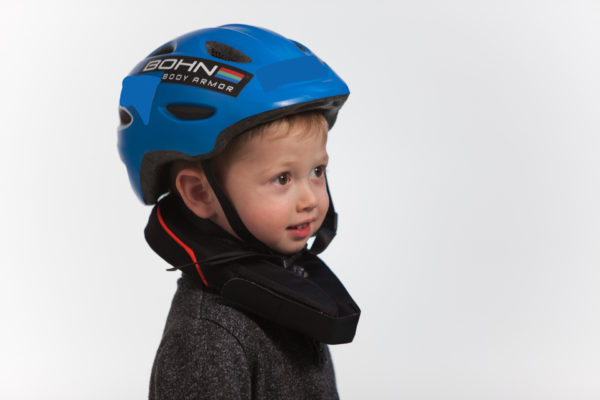 Bohn Body Armor Youth Neck Brace - Bike riding, ATV, Horseback