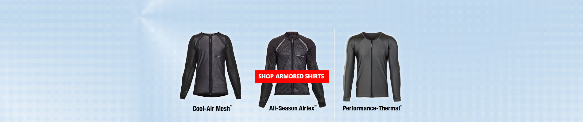 Shirt sale slider graphic