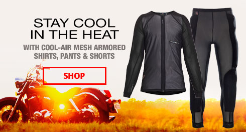 Stay Cool with Armored Hot weather shirts pants and shorts