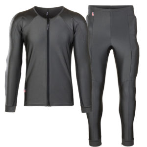 Combo Deal graphic of the Performance-Thermal Motorcycle Riding Shirt and Pants