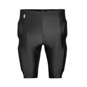 All-Season Adventure Armored Riding Shorts – Black – NEW