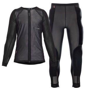 Cool-Air Combo Motorcycle Riding Shirt and Pants