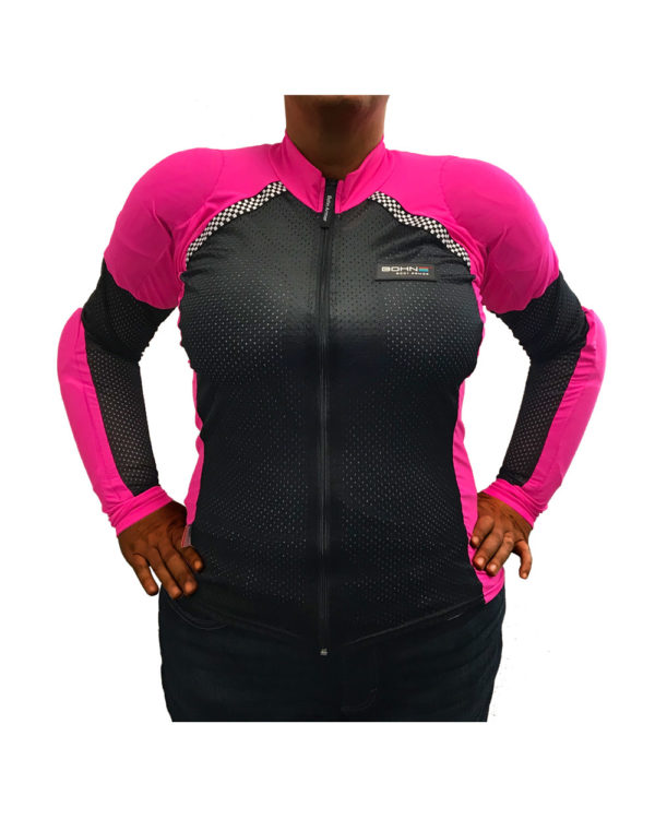 Black Girls Ride - All-Season Airtex Shirt - Comfortable Riding Shirt