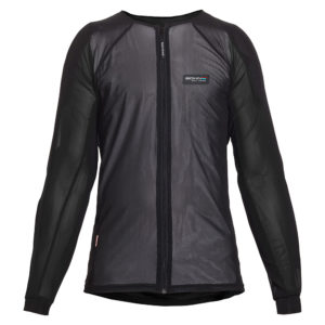 BOHN BODY ARMOR - ARMORED RIDING SHIRT - COOL-AIR MESH FRONT