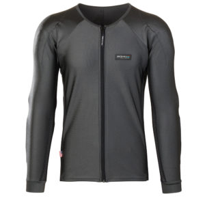 BOHN BODY ARMOR - ARMORED RIDING SHIRT- PERFORMANCE THERMAL-FRONT