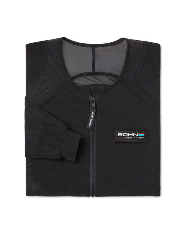 BOHN BODY ARMOR - RIDING SHIRT - COOL-AIR MESH FOLDED-2604