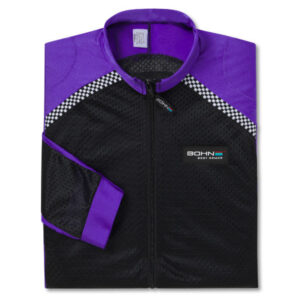Bohn Body Armor - Purple Airtex Fabric Replacement Shell