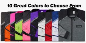 All-Season Airtex Riding Shirt Colors